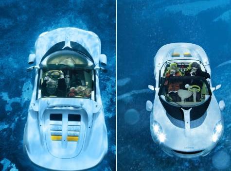 Креативные лодки и стильный дизайн водного транспорта