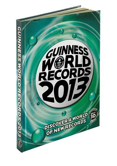 Новые Рекорды Гиннесса 2013