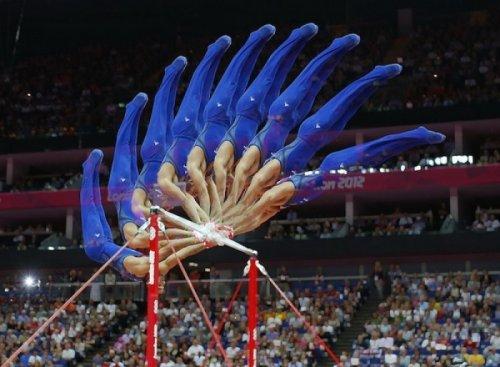 Высокоскоростная съемка с Олимпиады 2012