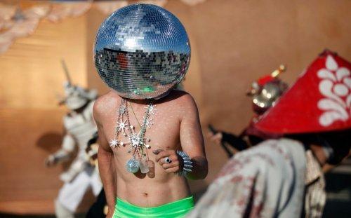 Фестиваль «Burning Man 2012»