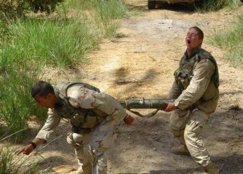 Армейские приколы (34 фото)