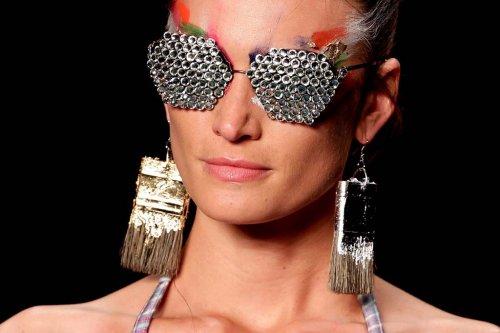 Самые странные наряды на Неделе мод в Мадриде