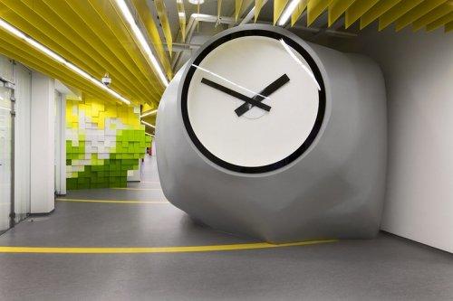 Новый офис «Яндекса»