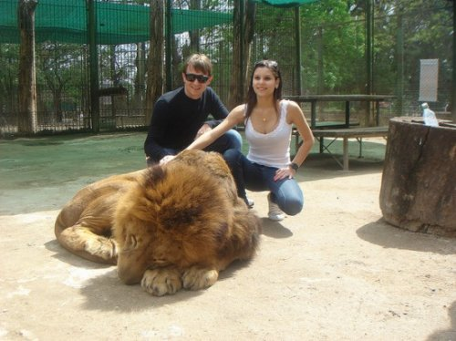 Самый необычный зоопарк мира