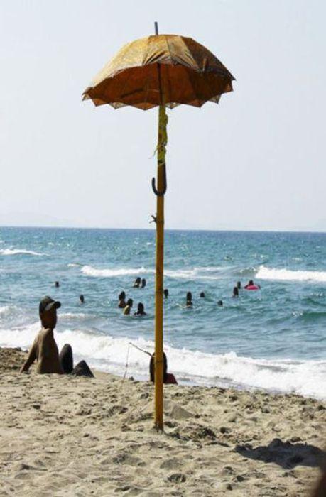 Прикольные фотографии о летнем отдыхе