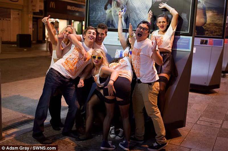 Как гуляют пьяные студенты фото 129-728