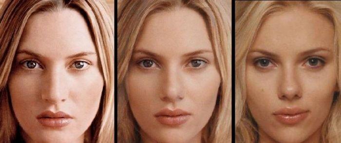Как сделать две картинки в одной в фотошопе