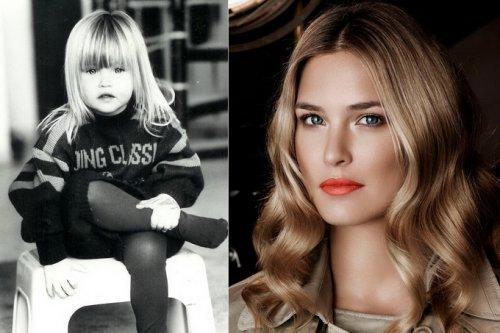 Из каких девочек вырастают супермодели?