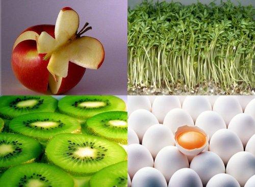 Лучшие продукты, отвечающие за красоту