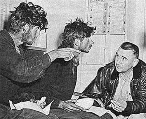 Подвиг 4-ех советских моряков, о котором вы не знали