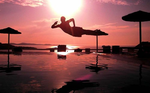 Leisure dive – свободное ныряние