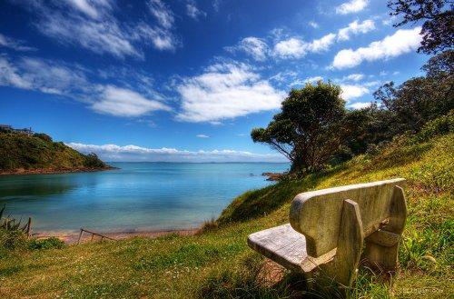 Великолепие новозеландских пейзажей в фотографиях Криса Джина
