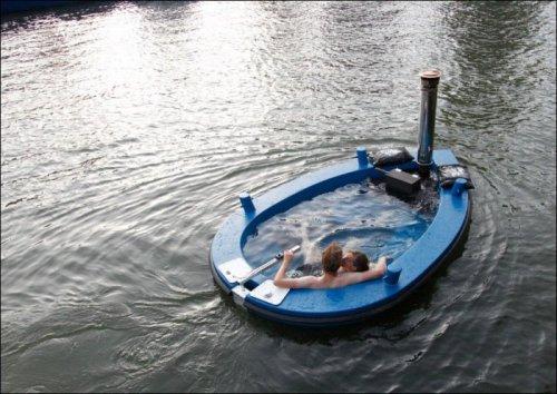 необыкновенные лодки