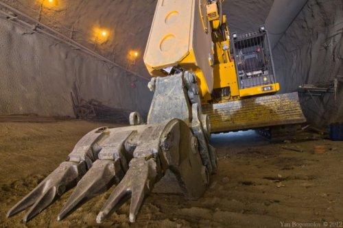 Как идет строительство автодорожных тоннелей в Сочи