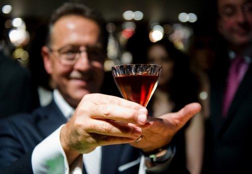 Самый дорогой алкогольный коктейль в мире приготовлен в Лондоне