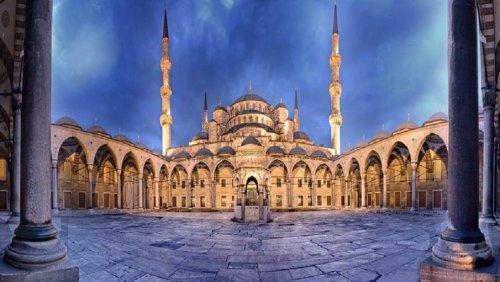 Мировая архитектура в фотографиях