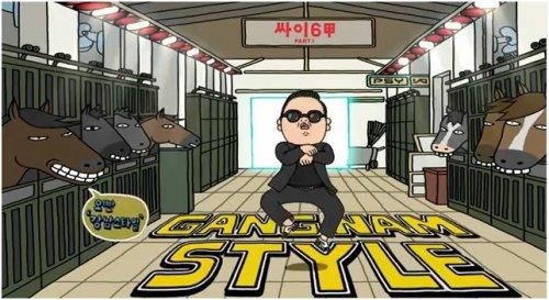 """Сингл """"Gangnam Style"""" бьет все рекорды популярности в Интернете!"""