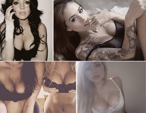 фотографии женской груди третьего размера