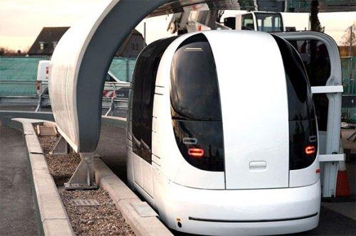 Автомобили, умеющие ездить без водителя