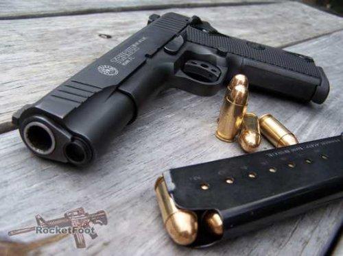 Топ-10: самые популярные модели огнестрельного оружия