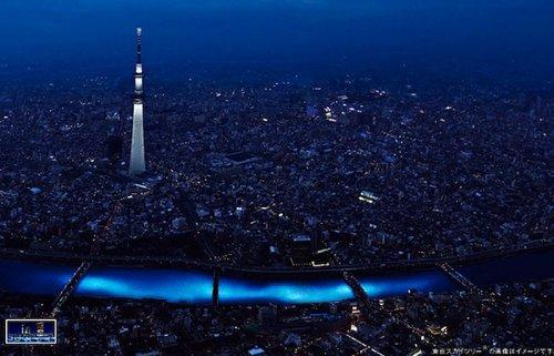 10 потрясающих инсталляций на открытом воздухе