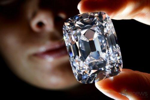 """На аукционе Christie's будет выставлен на торги редкий бриллиант """"Эрцгерцог Иосиф"""""""
