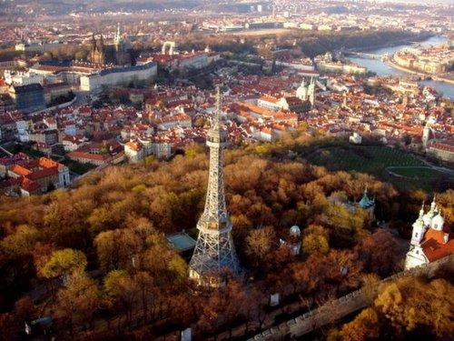 Очаровательные смотровые башни (15 шт)