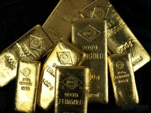 Золото: путь от ювелирного лома до слитков