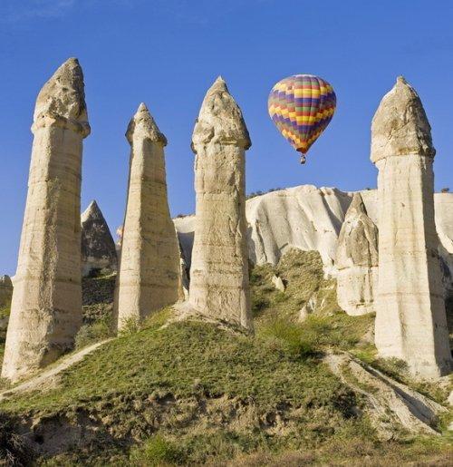 Каменные столбы - удивительные геологические образования