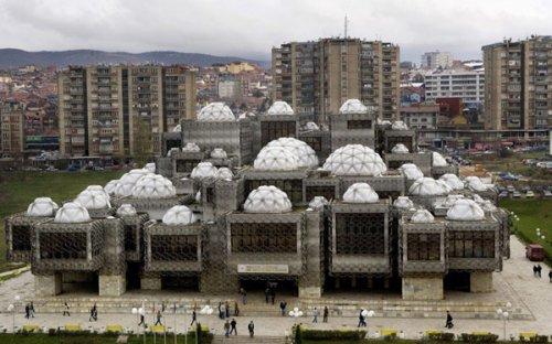 Причудливая архитектура библиотек мира