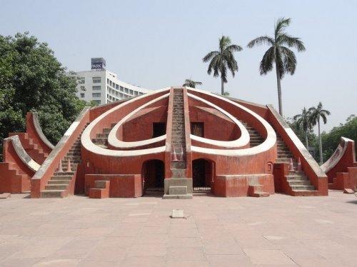 Джантар-Мантар (Jantar Mantar) – Древние астрономические обсерватории в Индии