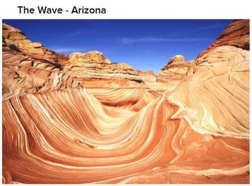 25 реальных мест на нашей планете, которые выглядят совершенно нереально