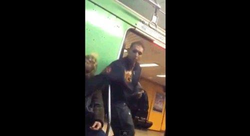 Воровство в метро