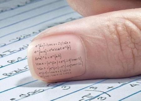 Проверенные способы списать на экзамене