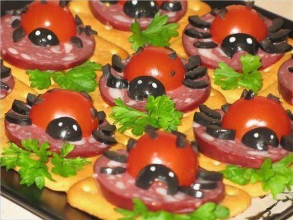 Блюда на ярмарку в домашних условиях
