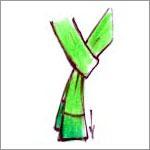 Несколько способов завязывания шарфов