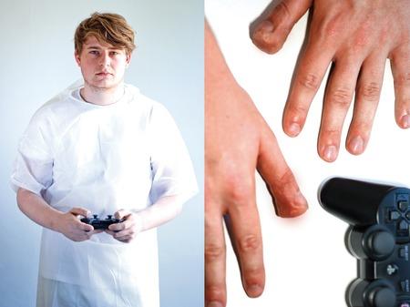 10 Медицинских проблем, вызванных видеоиграми
