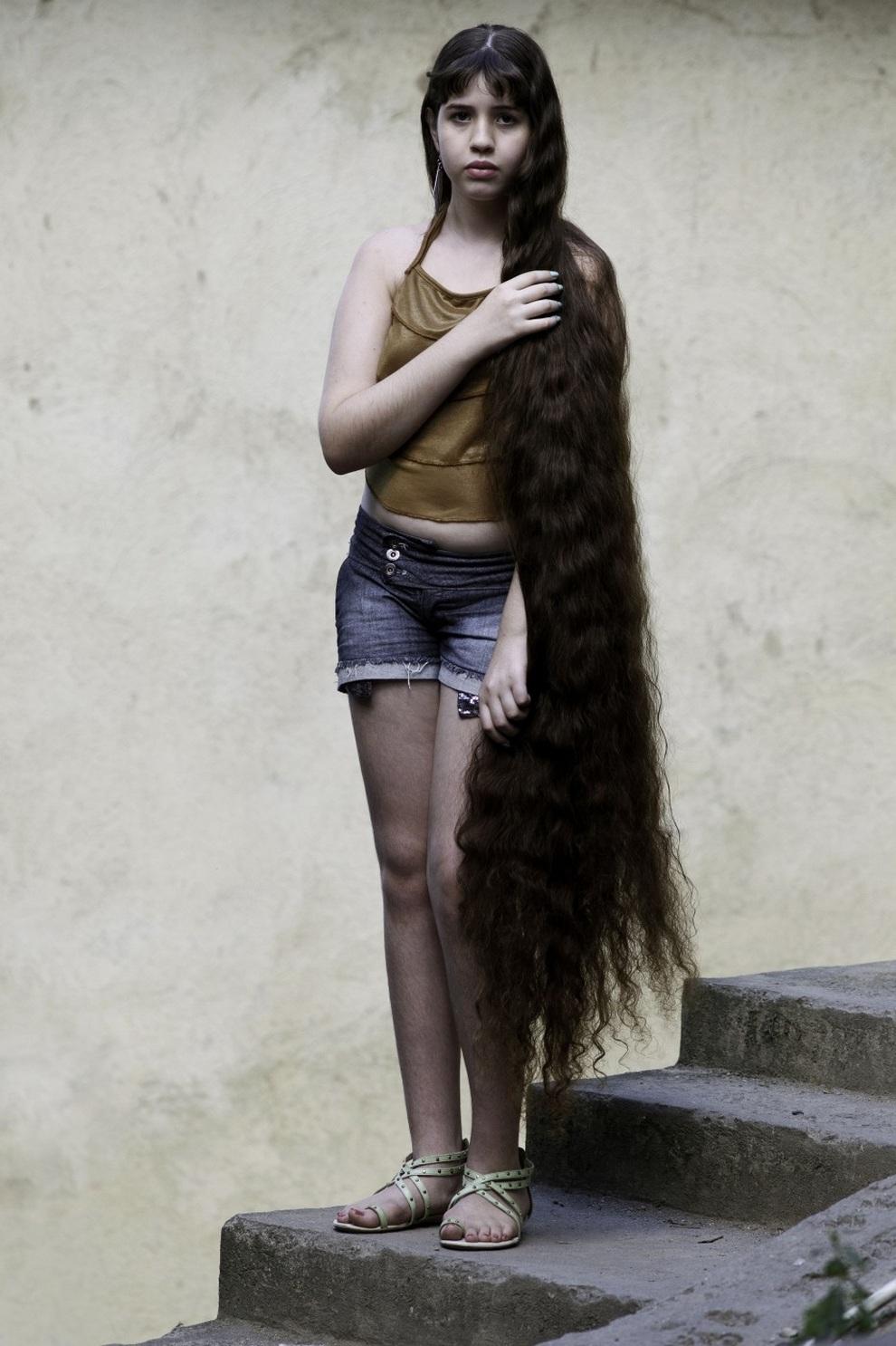 Фото девушки с волосат 19 фотография