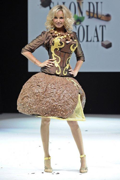 Le Salon du Chocolat – настоящий гурманский праздник для модниц и модников