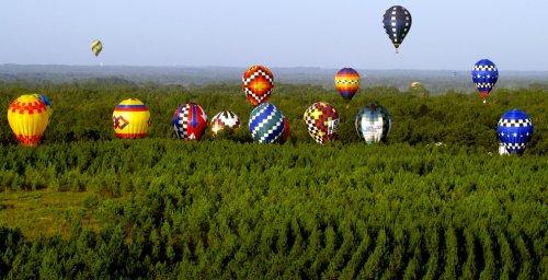 Воздушный шар – атрибут праздника