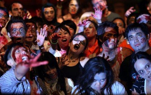 Как праздновали Halloween в разных странах мира
