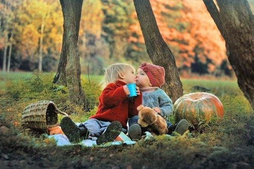 Сладкие минуты детства в фотографиях 28-летней Скаут Финч