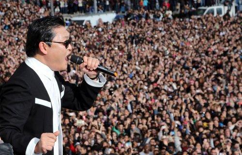 20.000 ������� ��������� Gangnam Style �� ����� �������� � ������