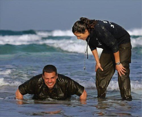 Лица израильской армии