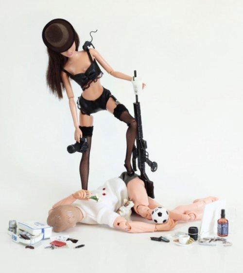 Тёмная сторона Барби - 2