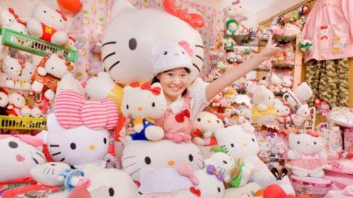 Асако Канда – самая преданная фанатка «Hello Kitty»