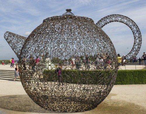 Удивительные инсталляции скульптора Хоаны Васконселос