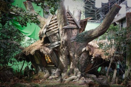 Закулисье фильма The Hobbit