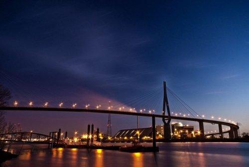 Гамбург – город мостов