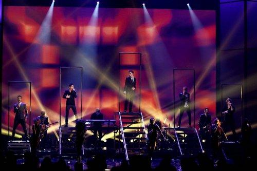 Фоторепортаж с 40-ой церемонии вручения музыкальных премий American Music Awards